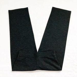 Like New Eileen Fisher Charcoal Gray Wool Pants